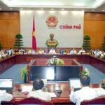 Phiên họp Chính phủ thường kỳ tháng 7 năm 2012
