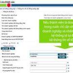 Các bước – Quy trình tiến hành đăng ký doanh nghiệp qua mạng