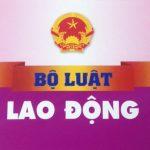 Bo luat lao dong 2012